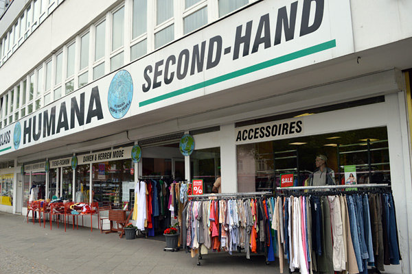 Humana Secondhand Vintage Shops In Berlin Köln Hamburg