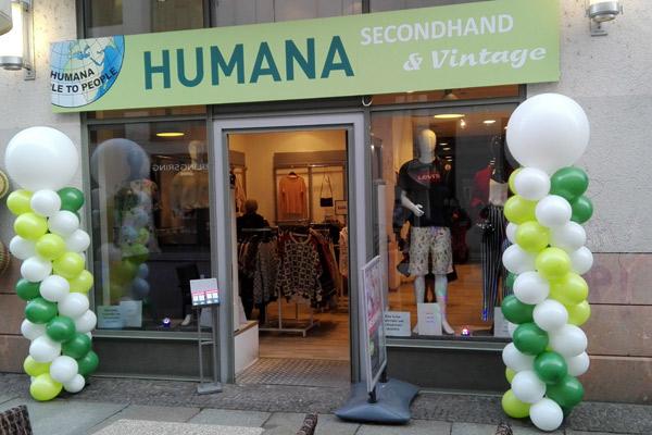 Humana Secondhand Vintage Shops In Berlin Koln Hamburg